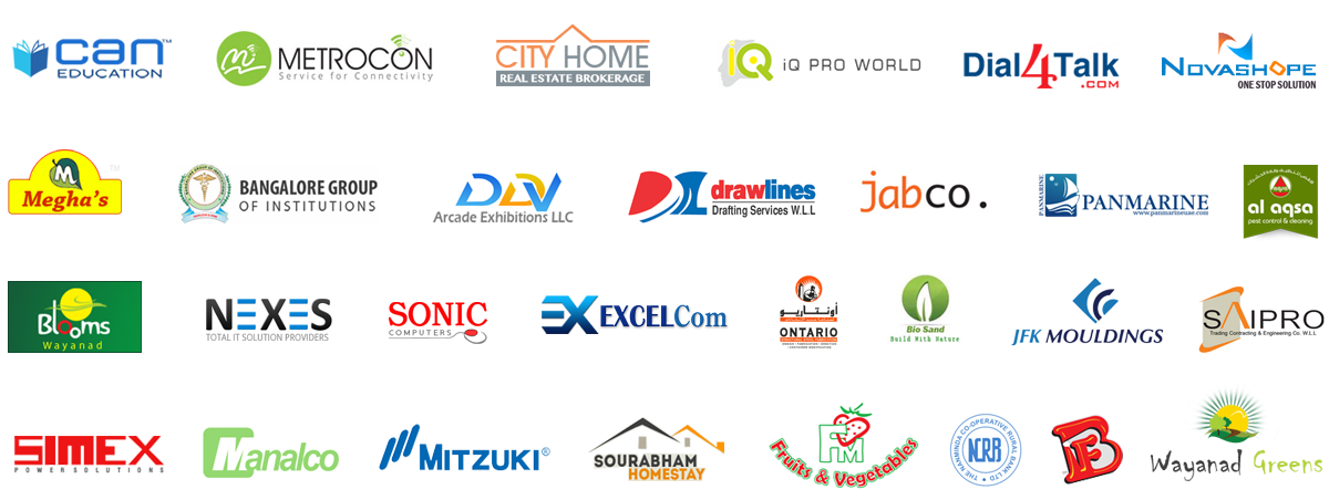 Clients list of Aspire Technologies